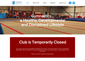 focusgymnastics.com