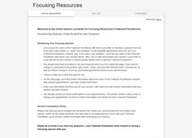 focusingresourcesfps.acuityscheduling.com
