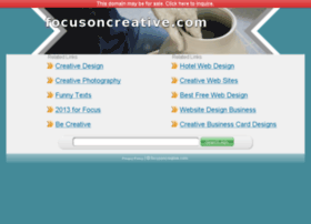 focusoncreative.com