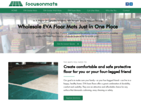 focusonmats.com