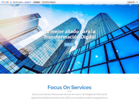 focusonservices.com