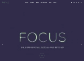 focuspr.co.uk