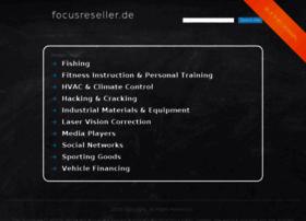 focusreseller.de