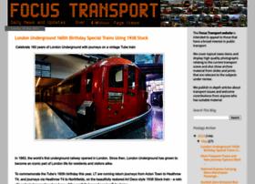 focustransport2011.blogspot.co.uk