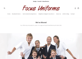 focusuniforms.com.au