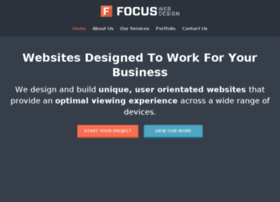 focuswebdesign.co.nz