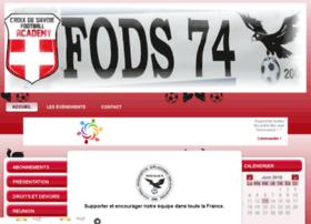 fodsclub74.com