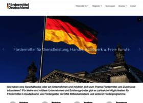 foerdermittel-deutschland.de