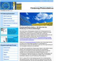 foerderung-photovoltaik.eu