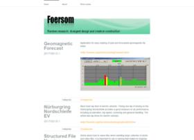 foersom.wordpress.com