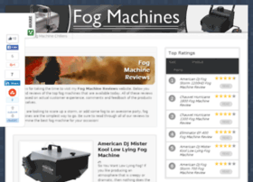 fog-machine.net