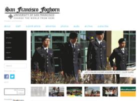 foghorn.usfca.edu
