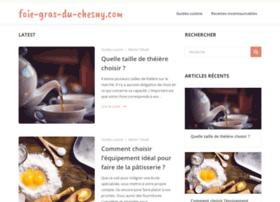 foie-gras-du-chesny.com
