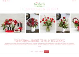 foistersflowers.com