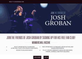 fojgboard.joshgroban.com
