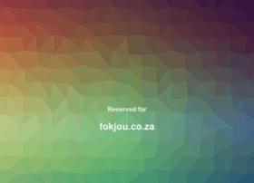 fokjou.co.za