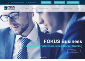 fokussprachen.com