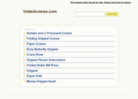 foldedcranes.com