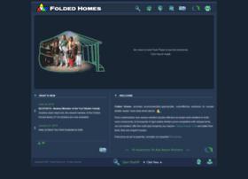 foldedhomes.com