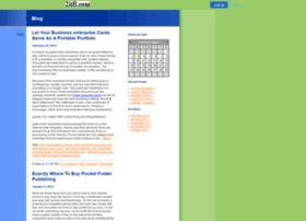 foldedleaflets.2itb.com