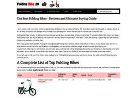foldingbike20.com