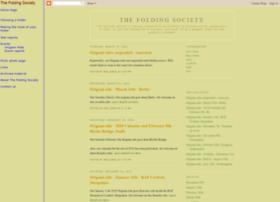 foldsoc.co.uk
