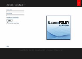foley.adobeconnect.com