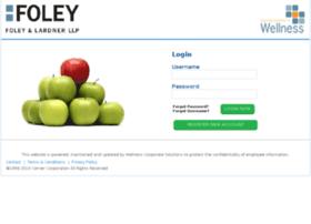 foleylardner.wellemployeesolutions.com