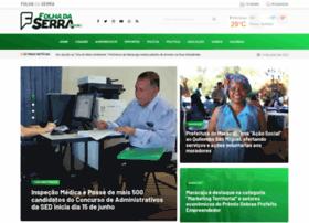 folhadaserra.com.br