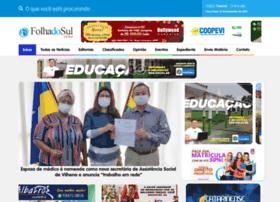 folhadosulonline.com.br