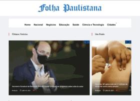 folhapaulistana.com.br