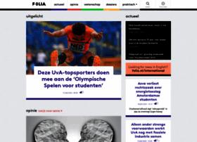 folia.nl