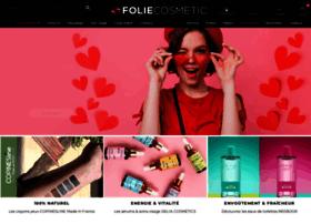 foliecosmetic.com