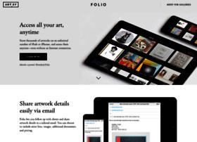 folio.artsy.net