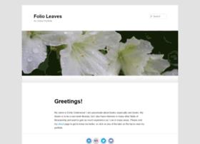 folioleaves.wordpress.com