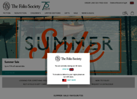 foliosociety.com