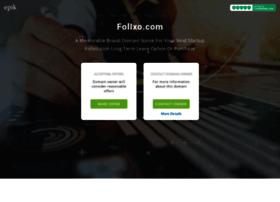 folixo.com