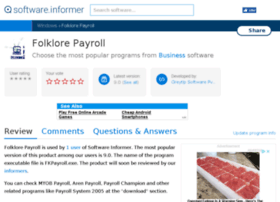 folklore-payroll.software.informer.com