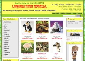 folkmanishandpuppets.com