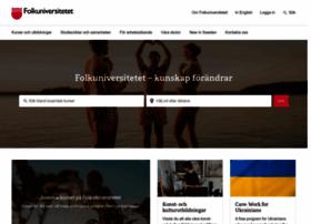 folkuniversitetet.se