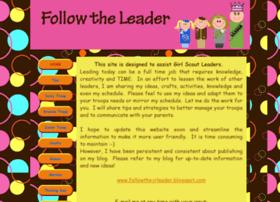 follow-the-leader.homestead.com