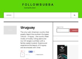 followbubba.com
