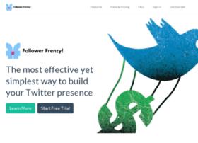 followerfrenzy.com
