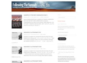 followingthesunnah.com