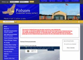 folsomschool.schoolfusion.us