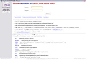 fom.binghamton.edu