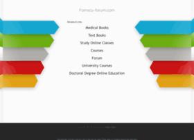 fomscu-forum.com