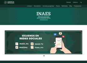 fonaes.gob.mx