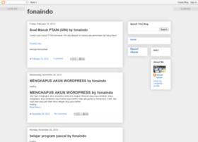 fonaindo.blogspot.com