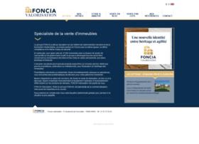 foncia-valorisation.fr
